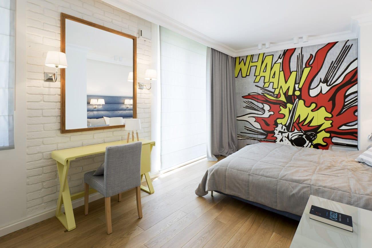 Apartament na Ursynowie (15)