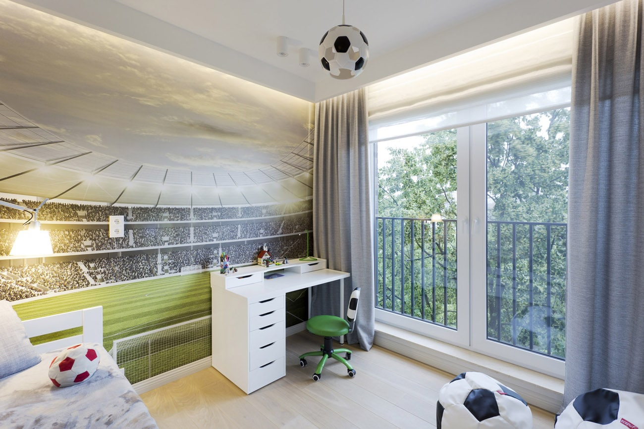 Apartament na Ursynowie (23)