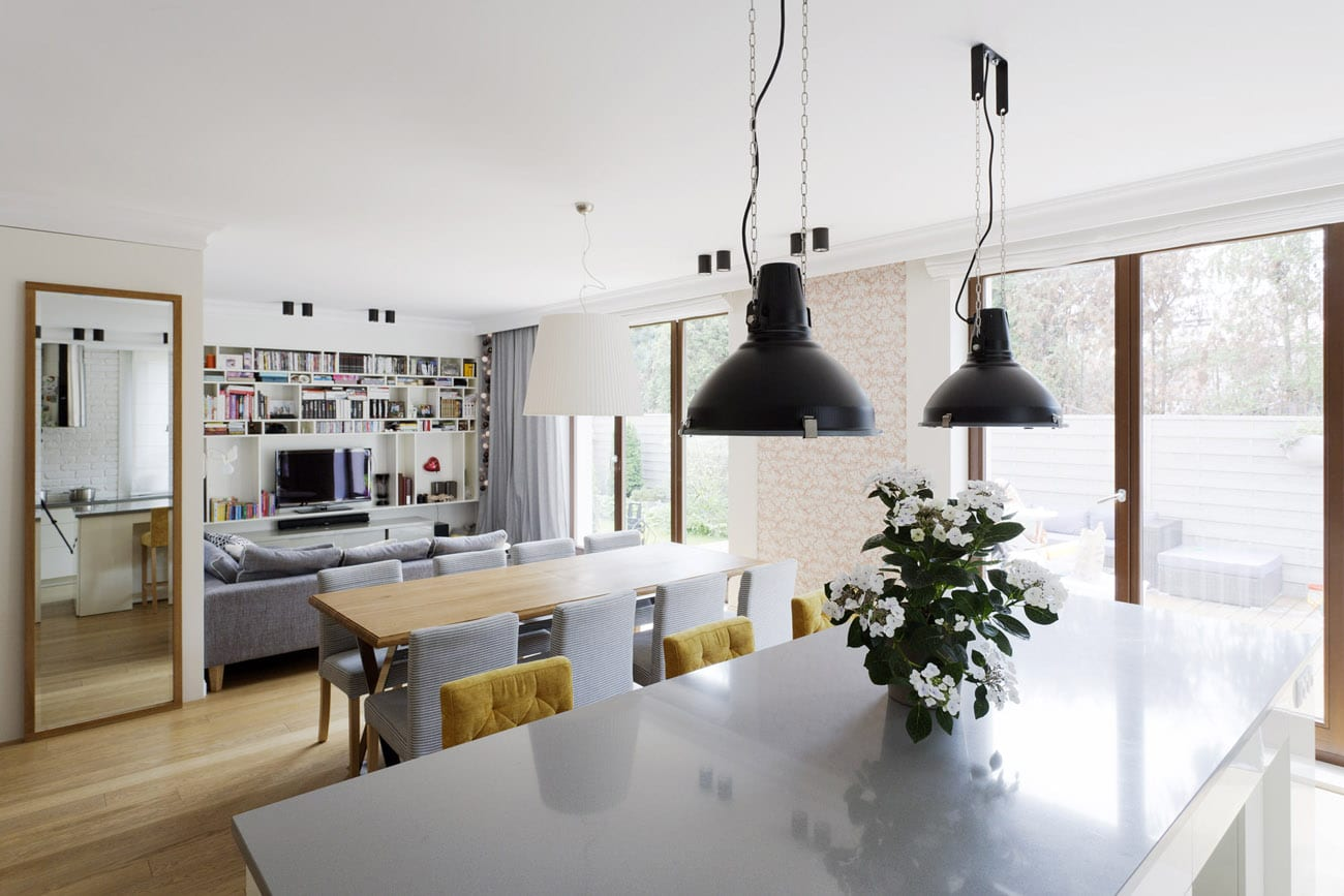 Apartament na Ursynowie (3)