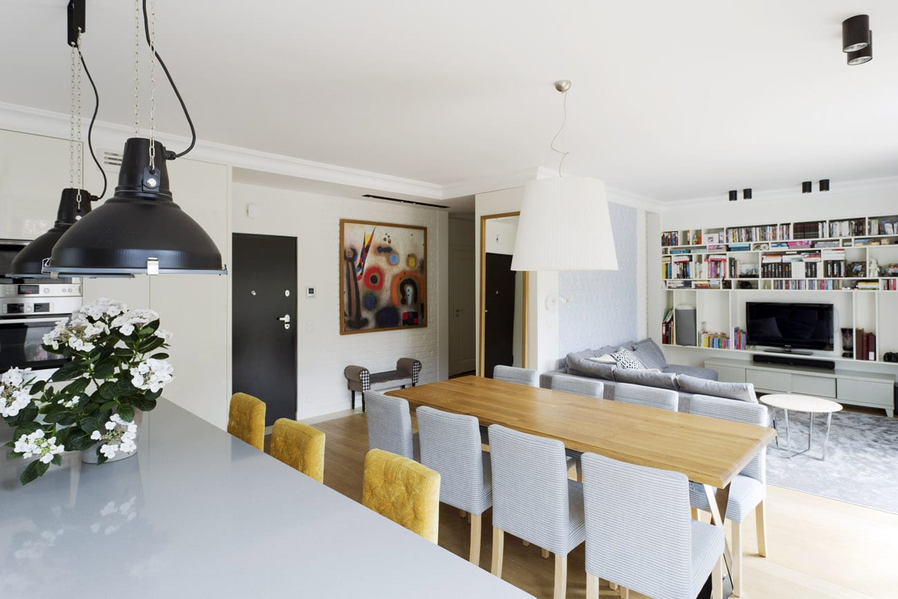 Apartament na Ursynowie (5)