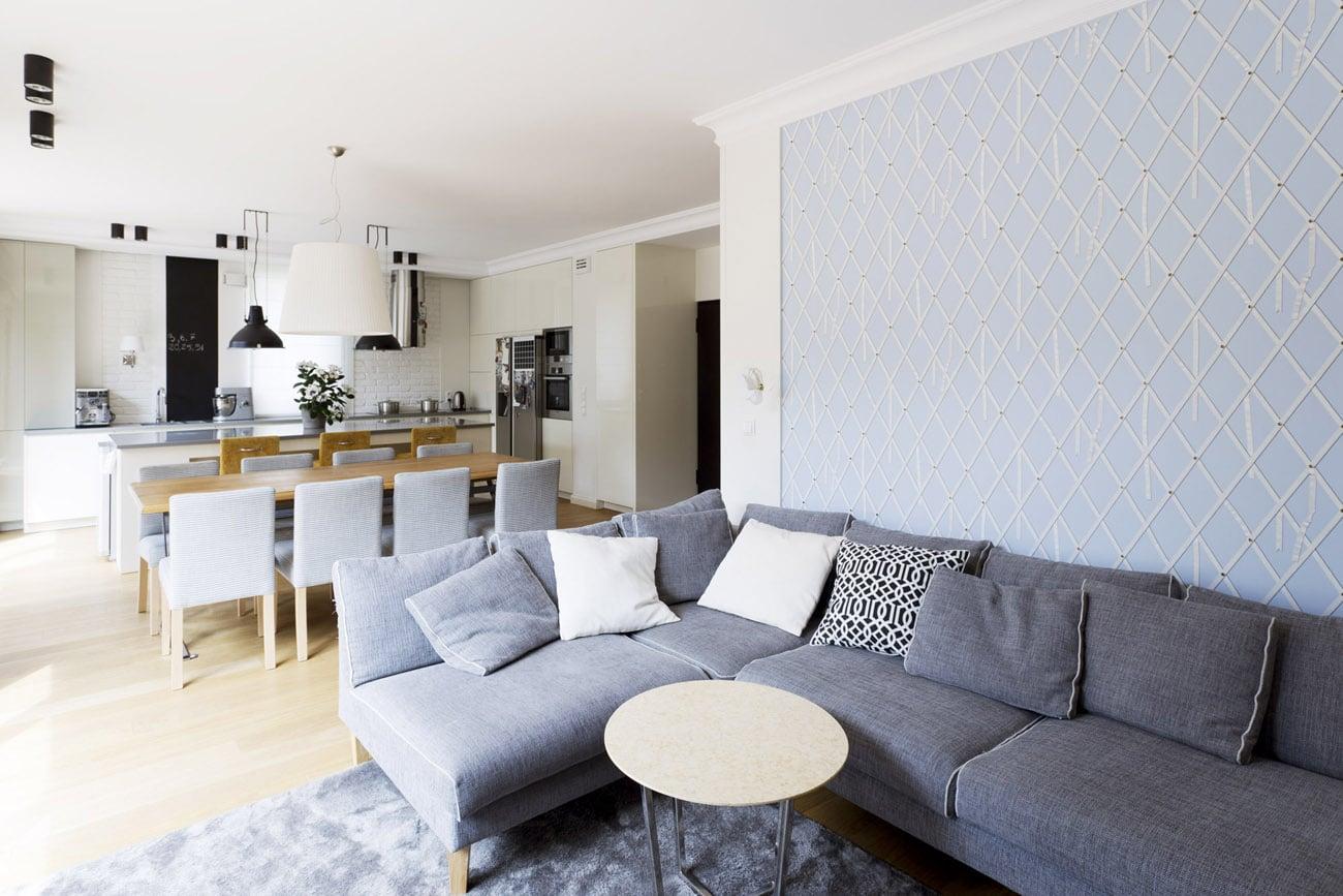 Apartament na Ursynowie (7)