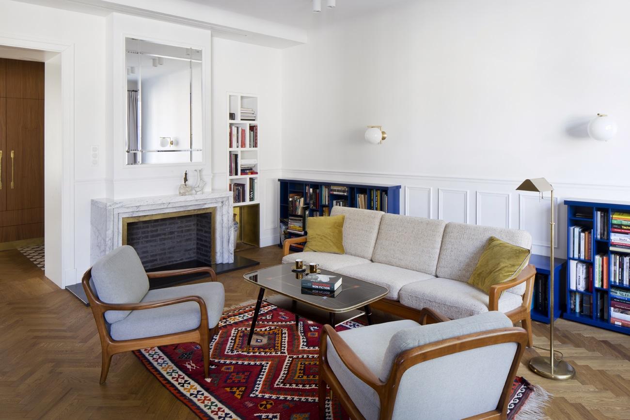 Mieszkanie ul. Narbutta (3)