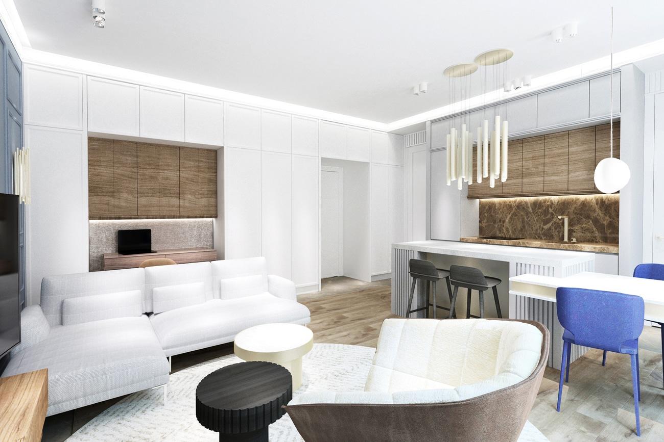 Mieszkanie ul. Rydygiera (3)