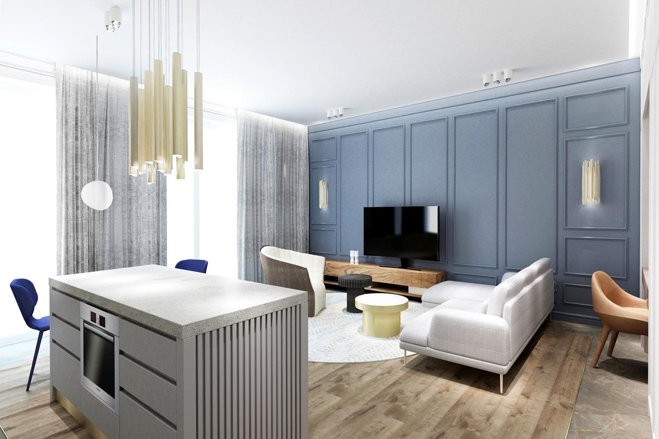 Mieszkanie ul. Rydygiera (5)