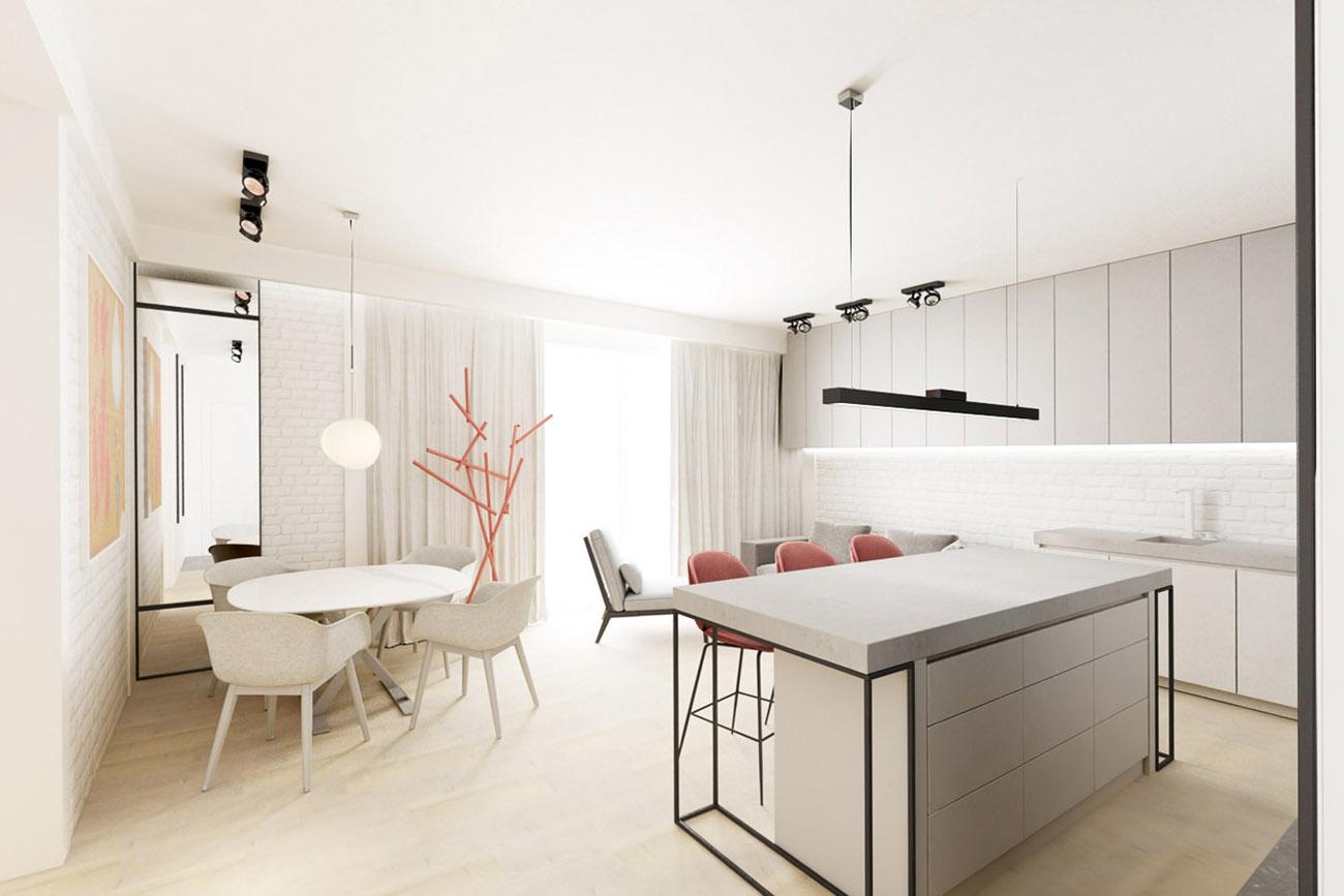 Mieszkanie ul. Szamocka (3)