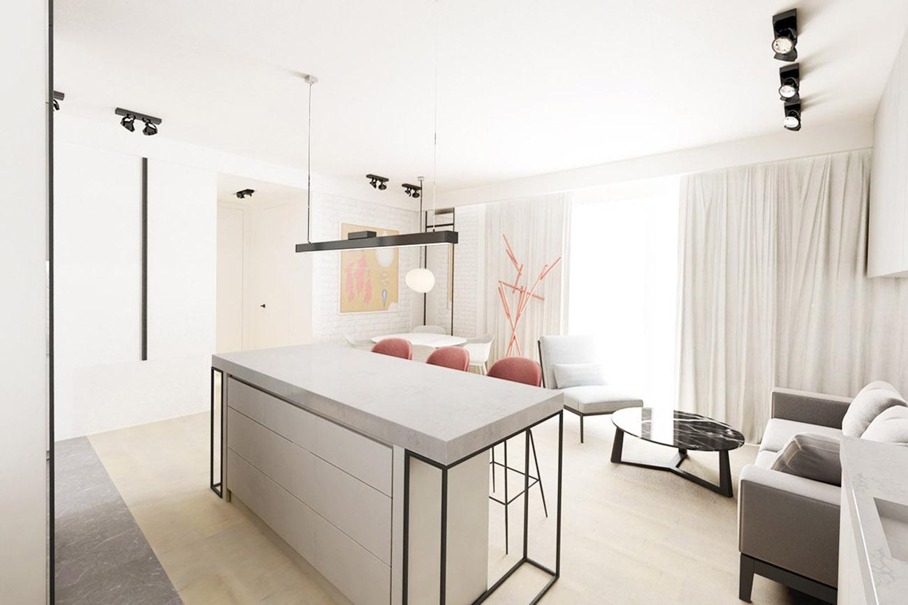 Mieszkanie ul. Szamocka (4)